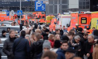 50 persona lëndohen nga helmi toksikë në aeroportin e Hamburgut