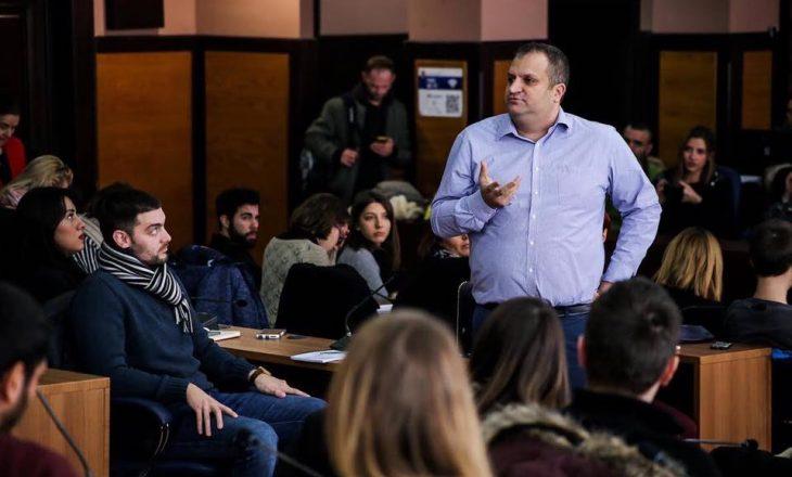 Ahmeti flet pas anulimit të debatit nga Abrashi