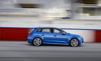 AUDI RS 3 Sportback për herë të parë prezantohet në Gjenevë [foto]