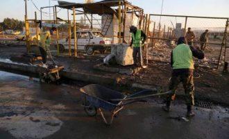 Së paku 48 persona të vrarë në Bagdad