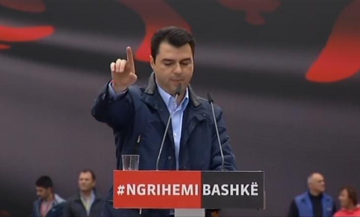 Basha: Nuk pranojmë zgjedhje të njollosura
