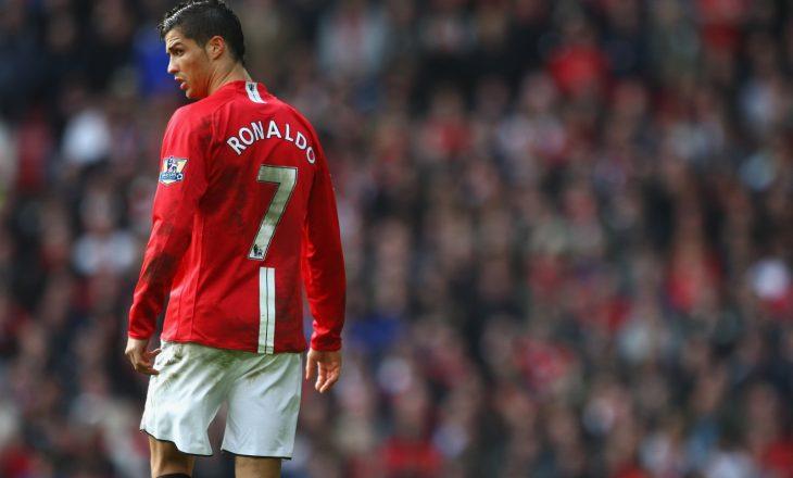 """""""Four Four Two"""" zgjedh Ronaldon si më të mirin në histori të Premier Ligës"""