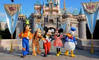 """Shefi i """"Disney"""" thotë se lufta tregtare Kinë-ShBA dëmton bizneset"""