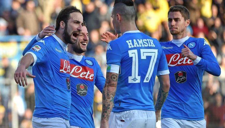 """Napoli """"kërcënon"""" Real Madrid, 18 ndeshje pa humbje"""