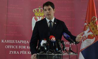 Gjuriq: Është gjetur një bombë në Rahovec, po i frikësojnë serbët