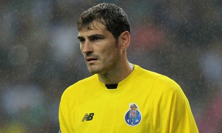 Iker Casillas dërgohet me urgjencë në spital, kjo është gjendja e tij