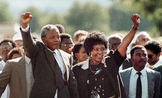 27 vjet më parë Nelson Mandela u lirua nga burgu
