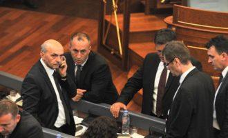 Kuvendi ndërpret seancën si solidarizim me Ramush Haradinajn