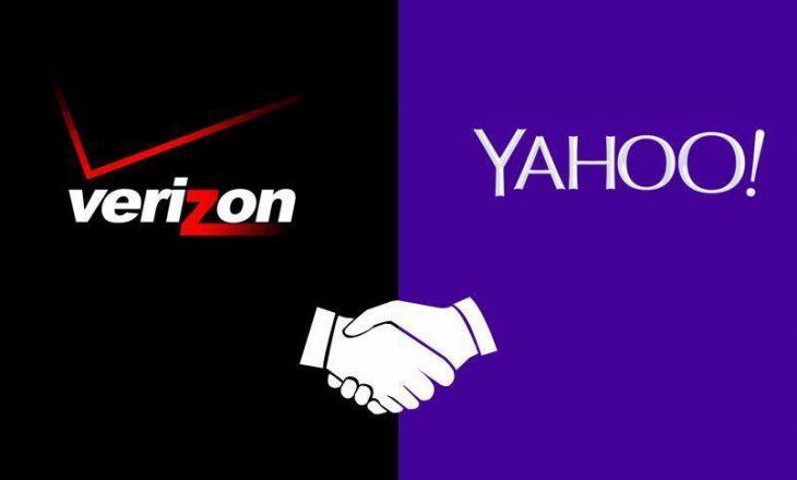 """Çmimi i """"Yahoo"""" për """"Verizon""""do të kushtoj 350 milionë dollarë"""