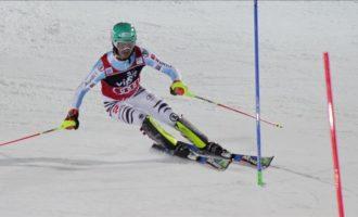 Austriaku Marcel Hirscher, kampion bote në slalom
