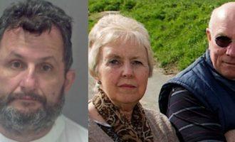 Dënohet me 35-vjet burgim shqiptari që vrau çiftin britanik