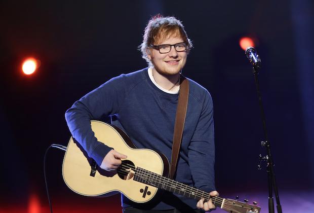 Ed Sheeran është martuar?