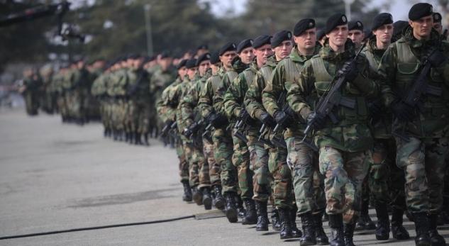 Themelimi i ushtrisë, drejt fazës përfundimtare
