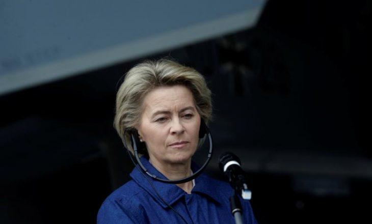 Von der Leyen: Gjashtë muajt e ardhshëm janë vendimtare për BE dhe Ballkanin Perëndimor