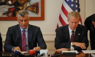 Ambasadori Delawie reagon sërish për ushtrinë