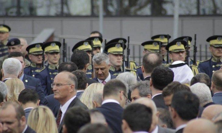 Kundërshtimi i dytë ndërkombëtar për presidentin brenda dy jave