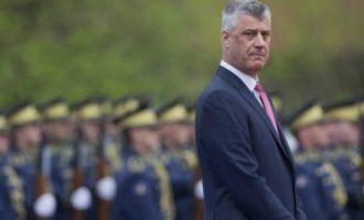 """Bie në ujë deklarimi i Thaçit se """"ushtria do të bëhet javën e ardhshme"""""""