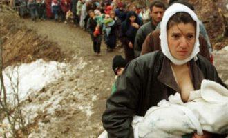 Sherife Luta, gruaja simbol i eksodit të Kosovës