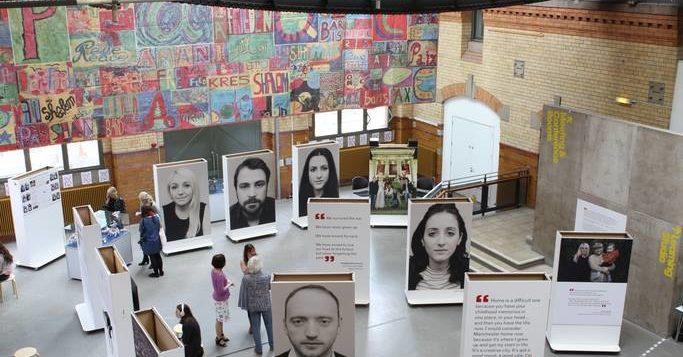 """Hapet ekspozita """"Zëra të Kosovës në Manchester"""""""