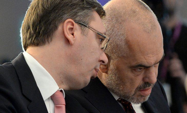Ideja e Serbisë refuzohet nga Kosova por përkrahet fuqishëm nga Shqipëria