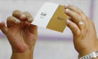 Rezultatet për referendumin nga votimi në Maqedoni, Kosovë dhe Shqipëri