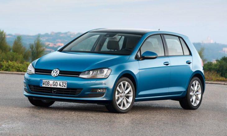 """""""Golf"""" humb titullin si vetura më e shitur në Evropë"""