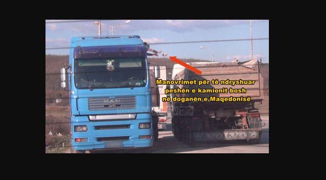 Kontrabanda e naftës në kufirin shqiptaro-maqedon para syve të doganierëve