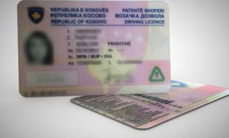 Sot fillon aplikimi online për patentë shofer