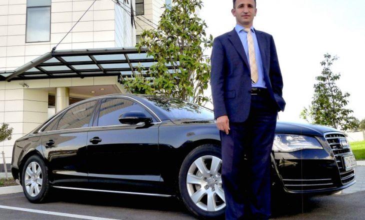 Njeriu i skandaleve në zyrën e presidentit Thaçi
