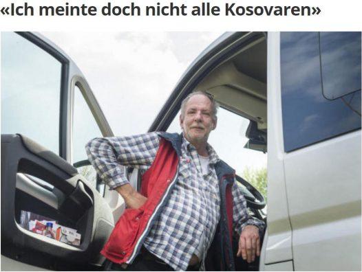 Flet taksisti që deklaroi se nuk merr pasagjerë nga Kosova, thotë se u keqkuptua