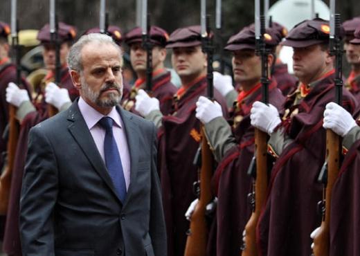 Talat Xhaferi zgjidhet kryetar i Kuvendit të Maqedonisë