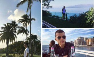 Nga Rio de Janiero në Majami – udhëtimet luksoze të djalit të presidentit
