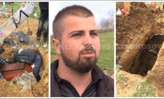 Rrëfimi i djalit që iu zhvarros babai: Serbia na vrau në vitin 1999, Kosova po na vranë çdo ditë