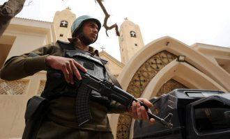 Dhjetëra besimtarë të krishterë të vdekur në një sulm në Egjipt