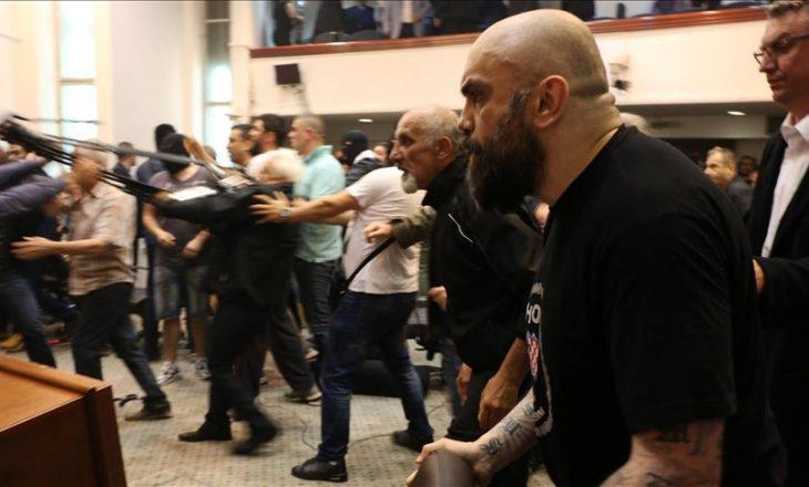 Nisin hetimet ndaj 36 personave për dhunën në Kuvend