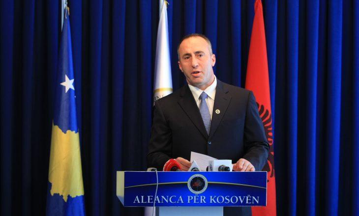 Ramush Haradinaj ka kërkuar mbështetje për kryeministër nga krimineli serb i veriut