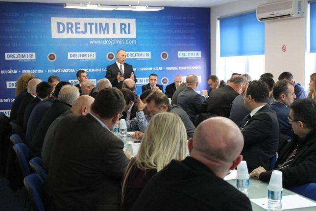 AAK e gëzuar me krijimin e Ministrisë së Shtetit në Shqipëri