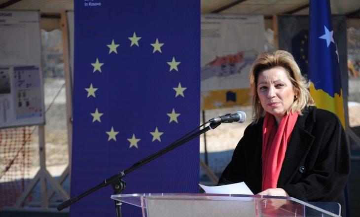 Shefja e Zyrës së BE-së demantoi ministrin kosovar për vizat