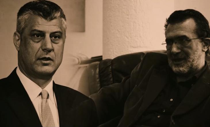 """""""Nuk mund t'i besosh Hashim Thaçit, ai as numrin e telefonit nuk ta jep"""""""