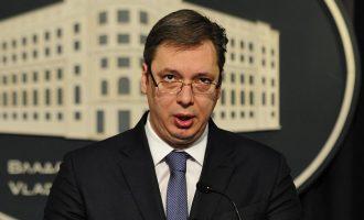 Vuçiq i ankohet SHBA-së për kandidimin e Haradinajt për kryeministër