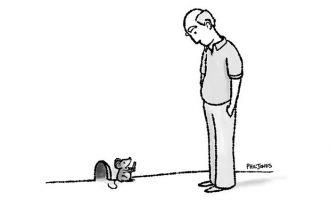 Karikaturat që New Yorker ka refuzuar t'i botojë