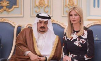 Këshilla e Ivanka Trump për femrat në Arabinë Saudite