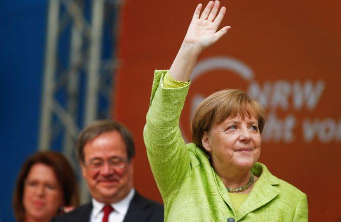 Partia e Merkelit triumfon në rajonin e rëndësishëm të Gjermanisë