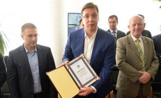 Presheva ia tërheqë Vuçiqit mirënjohjen që ia kishte ndarë para dy viteve