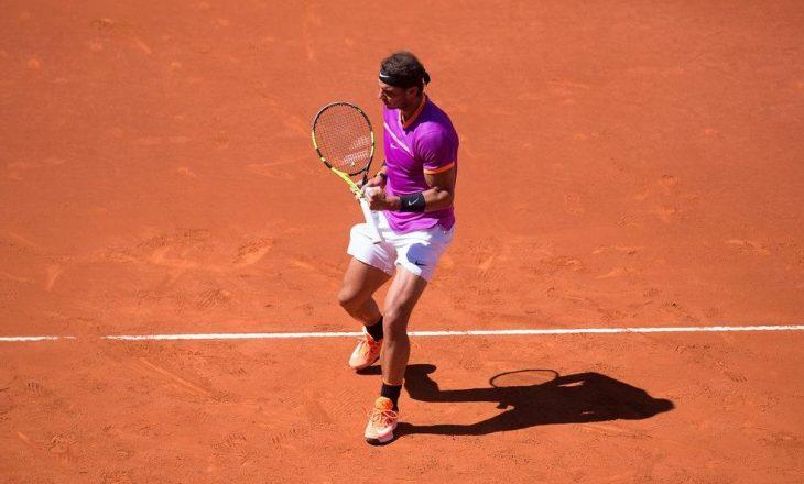 Rafael Nadal në top formë – arrin në çerekfinale të Barcelonës