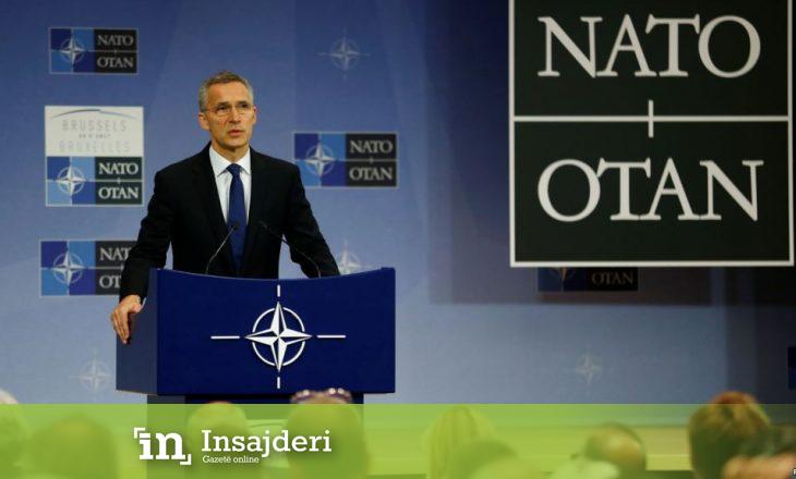 """Sekretari i NATO-s, Vuçiqit i drejtohet me """"president"""", kurse Haradinajt """"zotëri"""""""