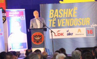 Pacolli premton se brenda gjashtë muajve kosovarët lëvizin pa viza