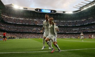 Real Madrid 3 – 0 Atletico Madrid