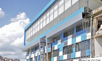 Përfundojnë 70 për qind e punimeve në stadiumin e Prishtinës