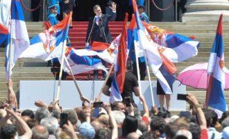 Aleksandar Vuçiq sot inaugurohet president